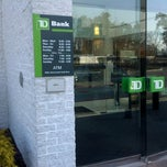Photo taken at TD Bank by Bill K. on 4/3/2013