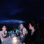 Photo taken at Merica Restaurant, Tanah Lot, Bali by Meen A. on 3/22/2015
