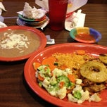Photo taken at El Portal Mexican Restaurant by Logan W. on 11/2/2012