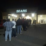 Photo taken at Sears by Key A. on 11/23/2012