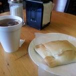 Photo taken at San Antonio Bakery 2 by Daniela D. on 9/18/2013