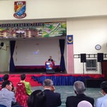 Photo taken at SMK Bandaraya (SMK Menggatal) by Ong on 10/12/2013