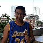 Photo taken at Friendly's Guesthouse, Adriatico St., Malate by Jeremy Shawn C. on 12/21/2012