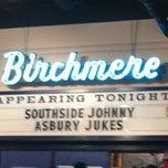 Photo taken at Birchmere Music Hall by Alla R. on 12/29/2012