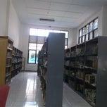 Photo taken at Badan Perpustakaan, Arsip dan Dokumentasi Provinsi Sumatera Utara by Erikson S. on 2/4/2015
