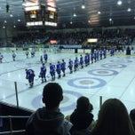 Photo taken at Fife Ice Arena by Ben on 3/28/2015