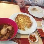 Photo taken at Silom Restaurant by Dreamer M. on 11/15/2013