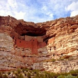 Photo taken at Montezuma Castle National Monument by Daniel on 5/8/2013