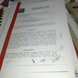 Photo taken at UPEL IPB by Reinaldo D. on 10/24/2012