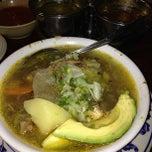 Photo taken at El Potro by Chuck on 2/2/2013