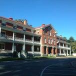 Photo taken at Inn at the Presidio by Elyse on 4/8/2013