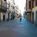 Photo taken at Calle Mayor by Mikel S. on 12/2/2013