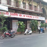 Photo taken at Kyani & Co. by Saurabh B. on 9/30/2012