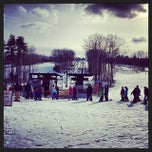 Photo taken at McIntyre Ski Area by Amy on 12/30/2013