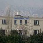 Photo taken at Στρατόπεδο Βασιλοπούλου - Στρατολογία by Giorgos M. on 3/11/2013