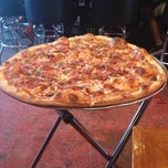 Photo taken at Serious Pizza by Zulema C. on 8/16/2013