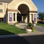 Photo taken at K-State Alumni Center by Jim P. on 7/12/2013