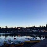 Photo taken at Muelle Chonchi by Rubén M. on 2/1/2015