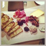 Photo taken at Home Wine Kitchen by Athena L. on 6/18/2013