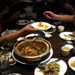 Photo taken at Imperial Treasure La Mian Xiao Long Bao by Adrian L. on 12/9/2012