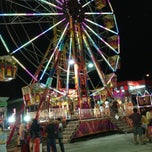 Photo taken at Malacca Fun Fair by Azizan A. on 3/3/2013