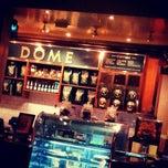 Photo taken at DOME by Salman Bin M on 8/20/2013