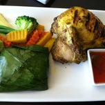 Photo taken at Celadon Thai Cuisine by David S. on 7/6/2013