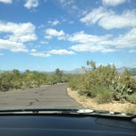 Photo taken at Paradise Valley, AZ by Becca @GritsGal on 4/10/2013