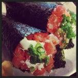 Photo taken at Restaurante Sushi Tori | 鳥 by Luisa ☮ on 7/2/2013