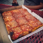Photo taken at L&B Spumoni Gardens by Daniel L. on 7/13/2013