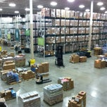 Photo taken at Greater Chicago Food Depository by Aimee G. on 10/4/2012
