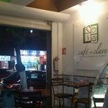 Photo taken at Café En Clave by Valentin G. on 3/20/2013