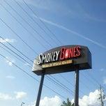 Photo taken at Smokey Bones Bar & Fire Grill by Teresa O. on 8/20/2013