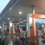 Photo taken at SPBU Pertamina 44.577.11 by Asef D. on 10/17/2012