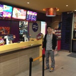 Photo taken at 타코벨 (Taco Bell) by Michael V. on 2/20/2013