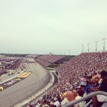Photo taken at Darlington Raceway by Tim H. on 5/12/2013