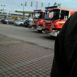 Photo taken at ABC Lahdesjärvi by Minna K. on 4/14/2013