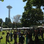 Photo taken at Bite Of Seattle by Elliott on 7/19/2013