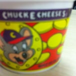 Photo taken at Chuck E. Cheese's by Brandie on 11/11/2012