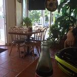 Photo taken at Taqueria El Sabor Del Parque by Adrian on 6/22/2014