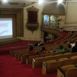 Photo taken at Wichita Scottish Rite by Halil C. on 10/19/2013