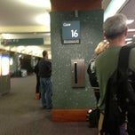 Photo taken at Gate 16 by Danielle on 10/3/2012