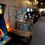 Photo taken at Barcade by Barcade on 2/13/2014
