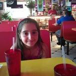 Photo taken at Rey's Pizza by Sixto Rafael V. on 9/23/2012