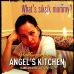 Photo taken at Angel's Kitchen by Mark J. on 3/19/2013