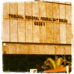 Photo taken at Tribunal Regional Federal da 1ª Região (TRF1) by Isaac on 10/2/2012