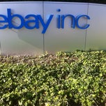 Photo taken at eBay North Campus by Sam D. on 8/27/2014