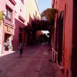 Photo taken at Antiguo Callejon del Ciego by José Luis T. on 11/27/2012