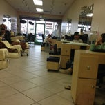 Photo taken at Perfect Nails by Monica on 1/30/2014