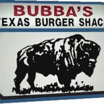 Photo taken at Bubba's Texas Burger Shack by R . on 10/19/2012
